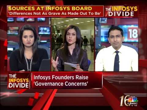 THE INFOSYS DIVIDE SPECIAL SHOW