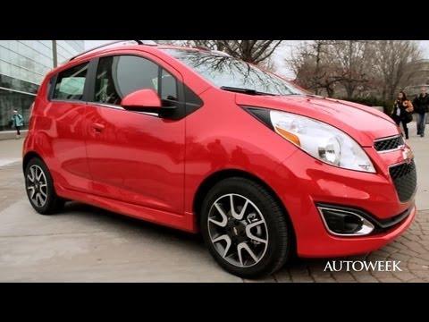 2013 Chevrolet Spark - Autoweek detailed walkaround