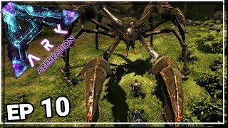 ★ Tame a karkinos solo. Yep. - ARK Survival Evolved Aberration single player gameplay ep 10