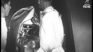 Russian Dog In Space Orbit (1957)