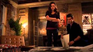 The Originals 1x10 Hayley & Elijah