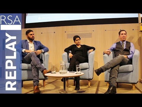 An Evening with Glenn Greenwald and David Miranda | Glenn Greenwald