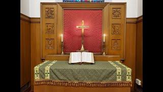 Live Sunday Service (08 01 2020)