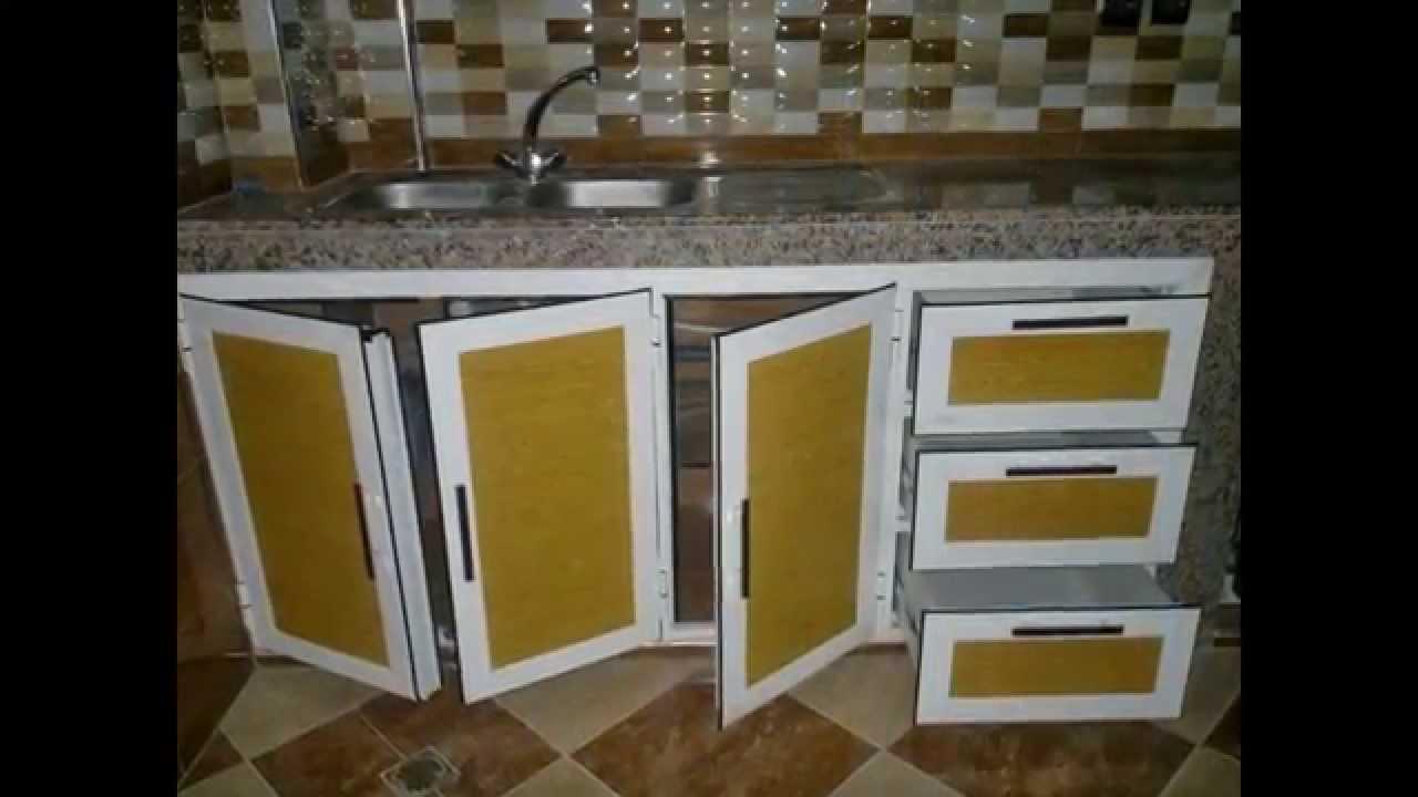 table cuisine aluminium