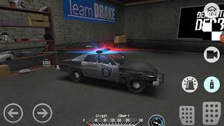 Demolition Derby 2 | Thrashing on a 1978 Dodge Police car!!!