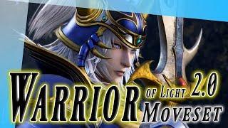 Dissidia Final Fantasy Arcade Chracter Moveset