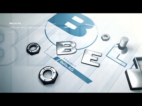 3D Logo Animation Sequences // Kaboom.bg