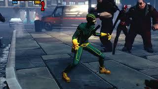 Kick-Ass 2 Movie Game Walkthrough Part 5 (PC)