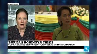 Rohingya Crisis: ''There was indeed a terrorist attack''