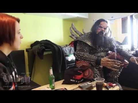 Im Allerheiligsten der Monster - Mr Lordi im Interview - Teil I