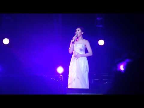 Sarah Geronimo Dubai Concert Tell Me