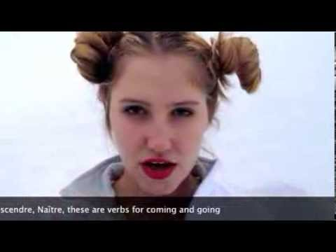 Passé Composé Music Video (Wrecking Ball)