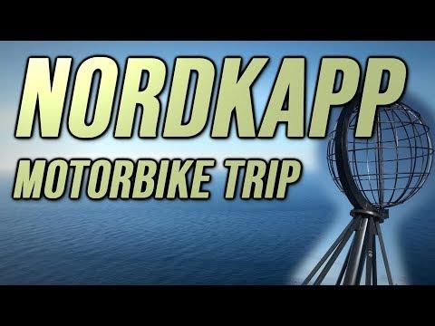 Motorcycle trip Nordkapp, Norway