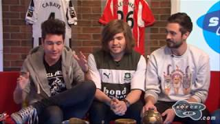 Baixar bastille interview on soccer am 2013