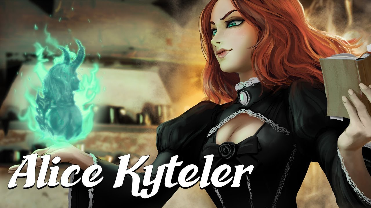 Alice Kyteler: The Witch of Kilkenny  (Occult History Explained)