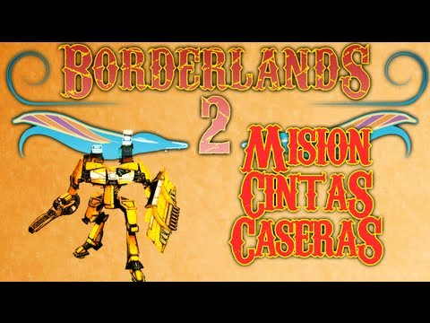 Borderlands 2: Mision Cintas caseras [Guia/Walkthrough]