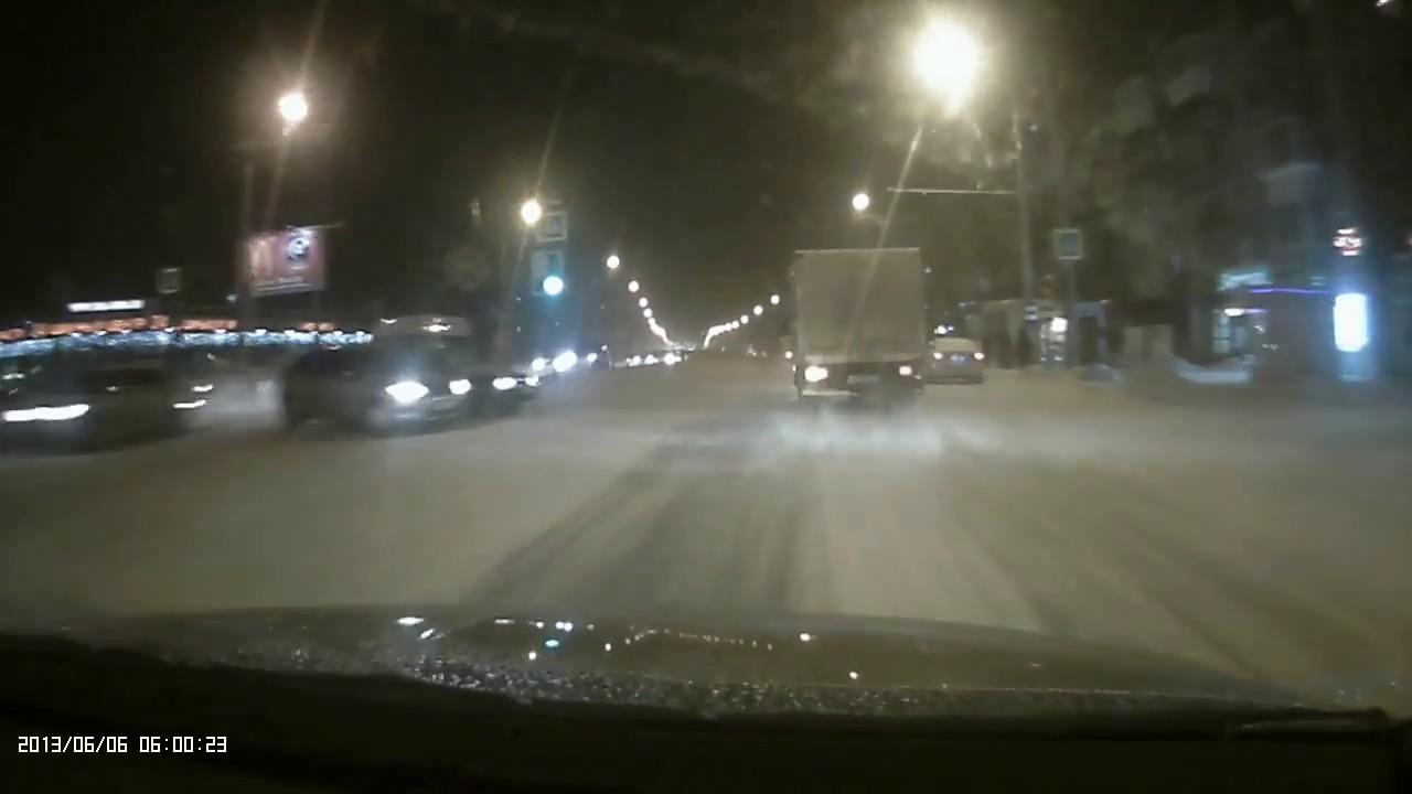 ДТП Екатеринбург, перекрёсток Щербакова - Широкий