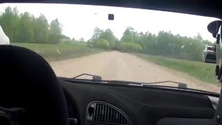 СУ-4, ралли Беларусь 2016