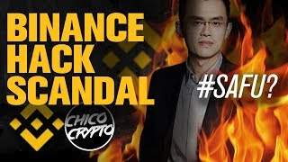 Binance Hack Scandal. Truth Revealed! Funds #SAFU? Theory You Haven't Heard..