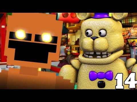 SECRET FREDBEAR FIGHT! || Dayshift at Freddy's 2 Pure Evil Ending (Five Nights at Freddys)