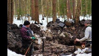 Коп по войне - Блиндажный сохран / Searching with Metal Detector