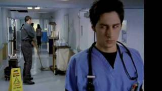 Scrubs Season 1: Episode 7: My Super Ego: Highlights