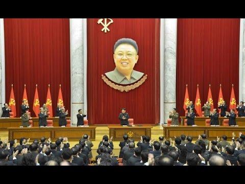 Коронация вождя. В Пхеньяне открылся съезд Трудовой партии Северной Кореи