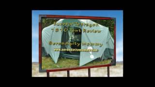 Eureka Tetragon 1610 Tent Review