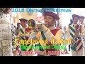 雨の日特別な演奏(^^) 東京ディズニーシー・マリタイムバンド 2018.12.22 TDS Tokyo Disney Sea Maritime Band Disney Christmas