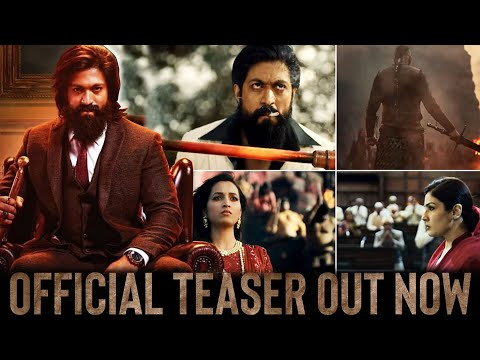 KGF Chapter 2 Teaser Review Tamil | Yash | Sanjay Dutt | Raveena Tandon | Srinidhi Shetty | HD