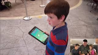 Kids React To Playing Pokemon Go TWO YEARS LATER - Oh Shiitake Mushrooms Flashback