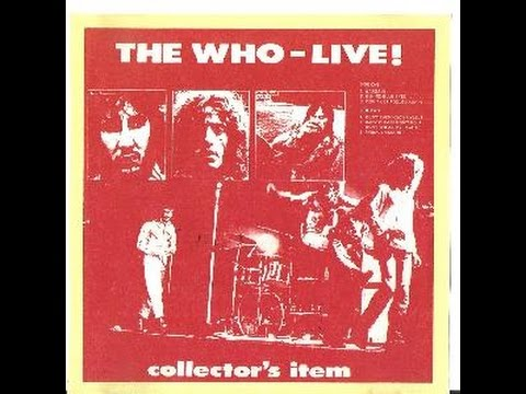 The Who- Hara Arena, Dayton, Ohio 8/13/71