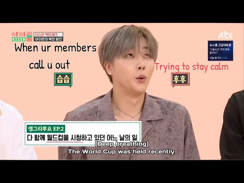 iKON EXPOSING/BETRAYING EACH OTHER FOR 8 MIN STRAIGHT