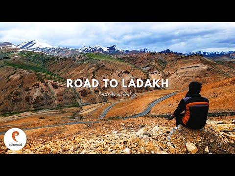 Ethereal: Road to Ladakh   GoPro