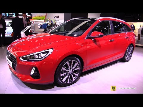 2018 Hyundai i30 Wagon - Exterior and Interior Walkaround - 2017 Frankfurt Auto Show