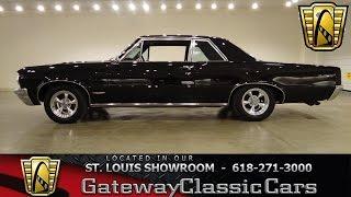 1964 Pontiac GTO - Gateway Classic Cars - #6255
