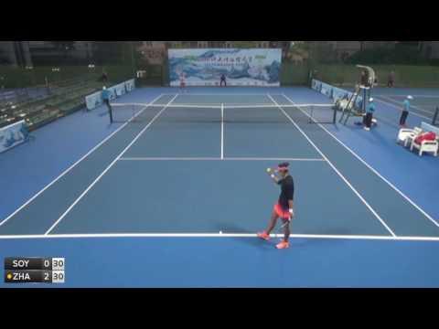 Soylu Ipek v Zhang Ying - 2017 ITF Shenzhen
