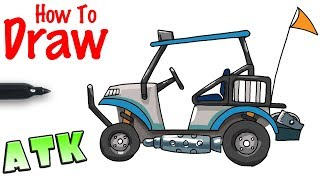 How to Draw the ATK | Fortnite