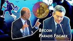 Audition de Mr Pierre Moscovici : Bitcoin, Financement du terrorisme, Paradis Fiscaux.