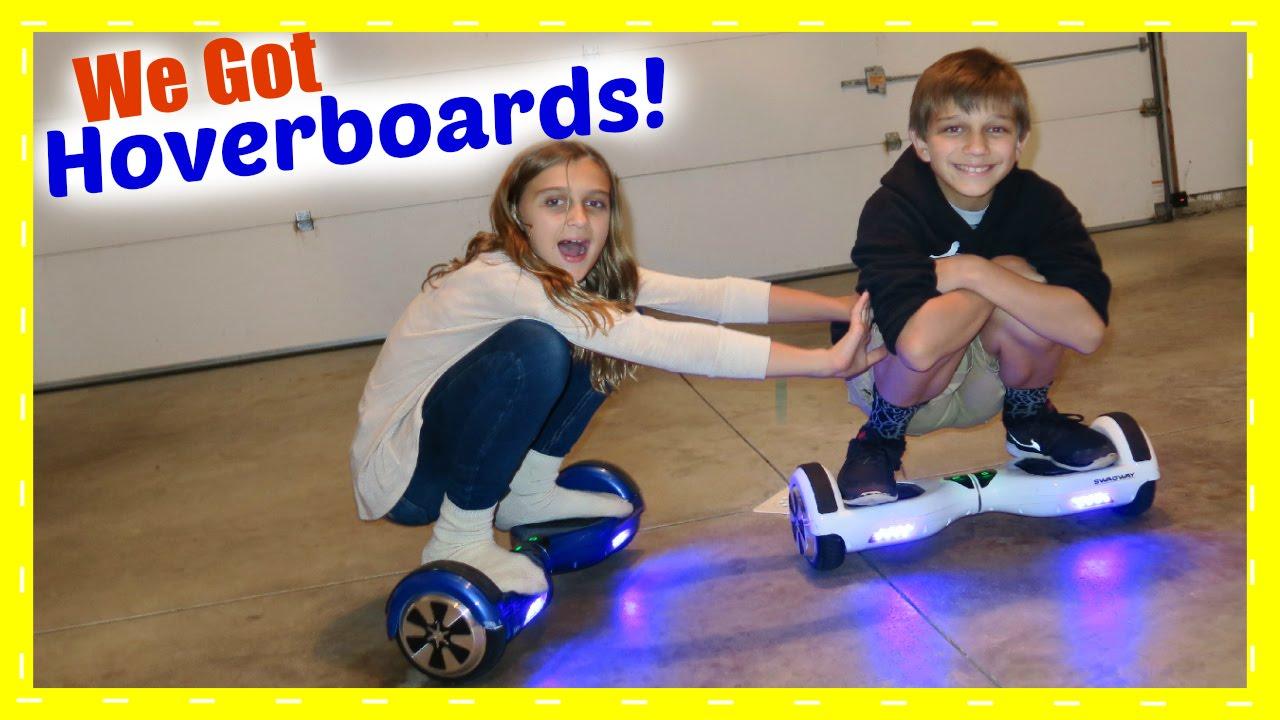 kids on hoverboards youtube. Black Bedroom Furniture Sets. Home Design Ideas