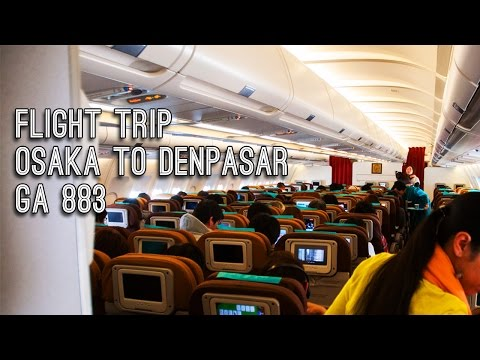 flight-trip-osaka-to-denpasar-|-garuda-indonesia-ga883