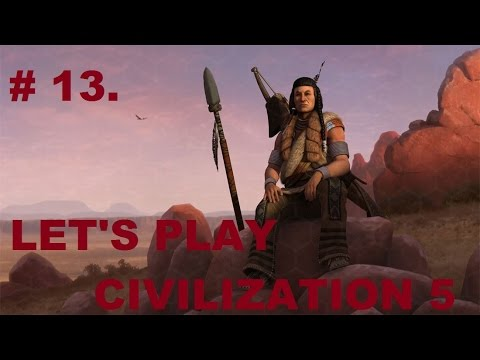 A SiC Play: Civilization 5 - Season 1: Soshone - Episode 13: Chimney Stacks Everywhere!