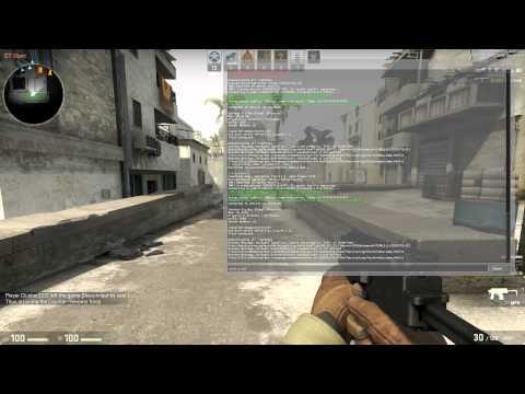 Cs go demos console готовые сервера mg кс го стим