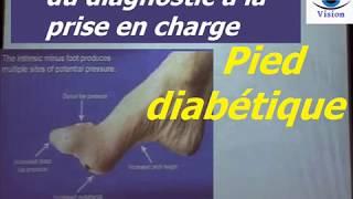 Pied diabétique: Symptomes, prévention et Traitement