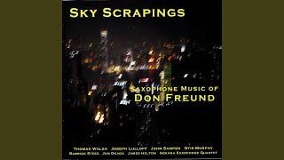 Sky Scrapings (1997) : II. Hypertoccata