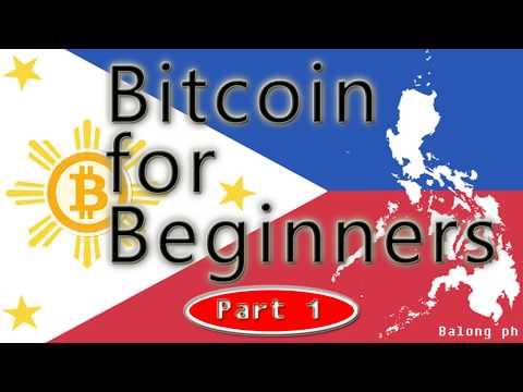 Ano Ang BITCOIN For Beginners (tagalog) Bitcoin Basics