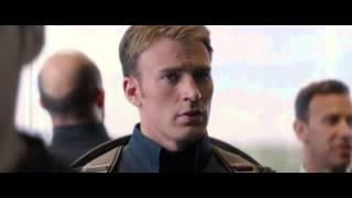 Captain America 2 Elevator Scene Free Bird (Kingsman inspiration)
