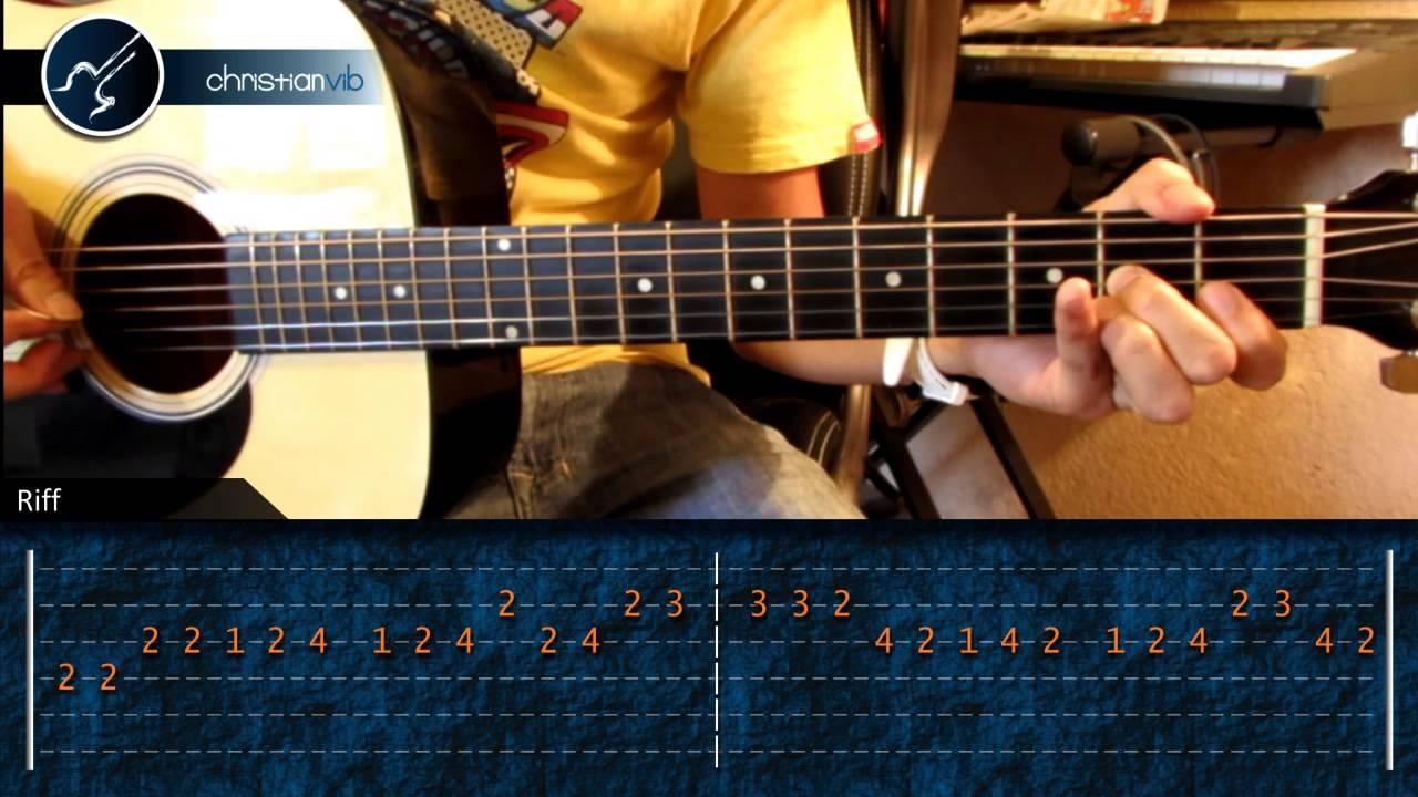 """Cómo tocar """"Las Mañanitas"""" en Guitarra / PUNTEO (HD ..."""