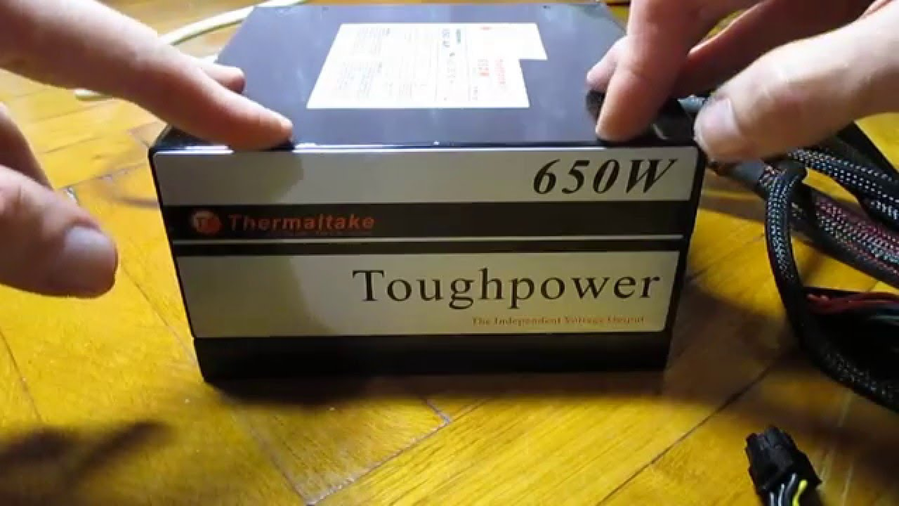 Toughpower 600 ap схема