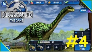 Jurassic World #4| Argentinosaurus+nuevas actualizaciones!!